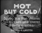 Vesuvius 1935 - 2