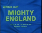 British Pathe have been supporting England since 1897
