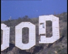 Hollywood Sign 1970s