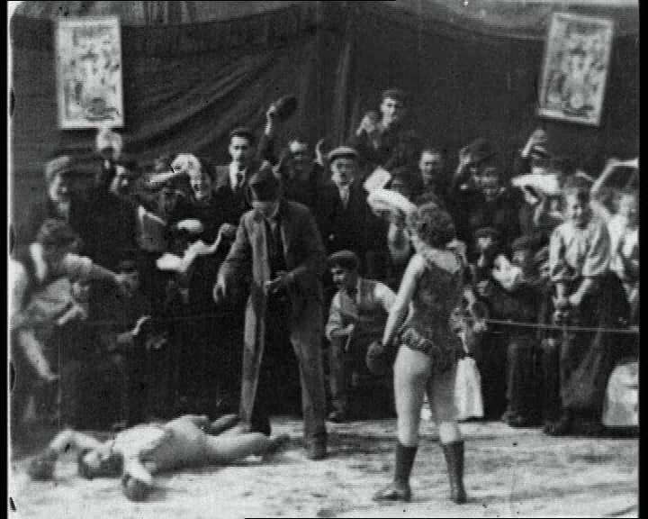 Ladies Who Lunge Women Fighting Through History  British -6813