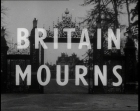 Britain Mourns