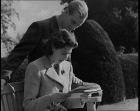 Princess Elizabeth and Prince Philip honeymooning in Hampshire