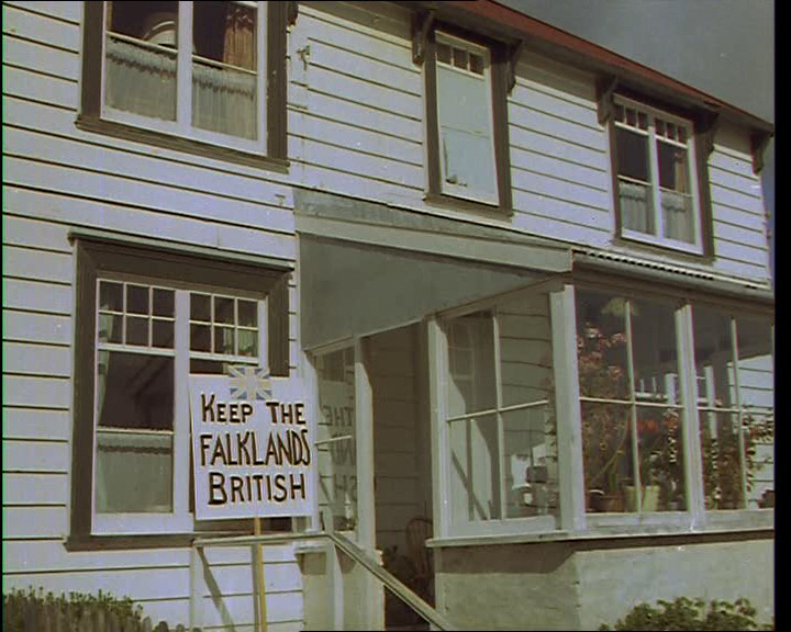 Click the still to view footage of the Falkland Islands and the 1982 war.