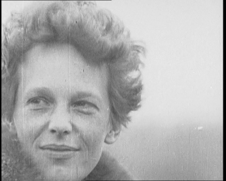 Click the still to read about The Hunt of Amelia Earhart.