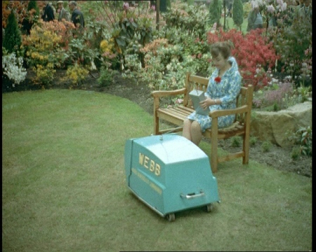Control your own robot gardener with this compact control board from 1959.
