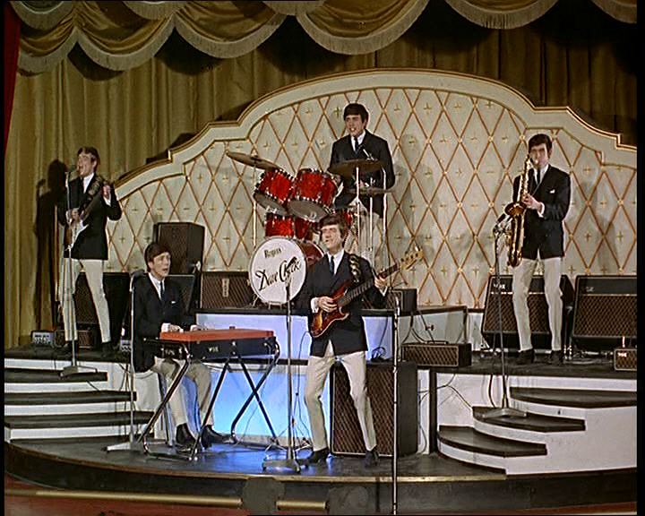 The Dave Clark Five play some of their hits, London (1964)