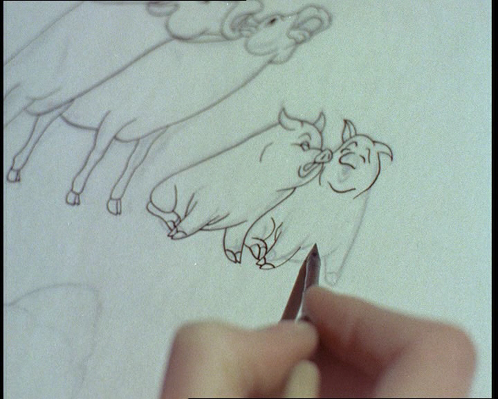 "Animating ""Animal Farm"". Click the still to view the film."