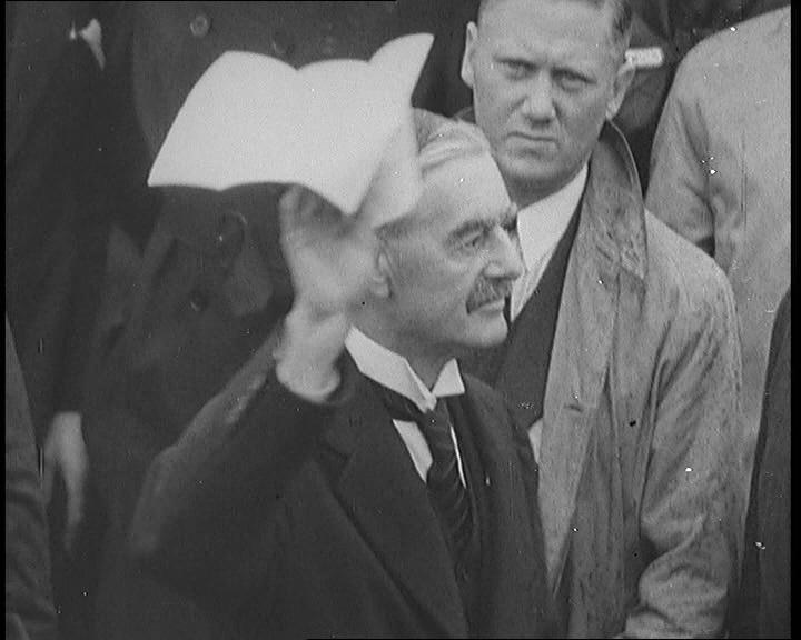 The Munich Pact 75 Years British Path